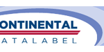 Continental Data Label